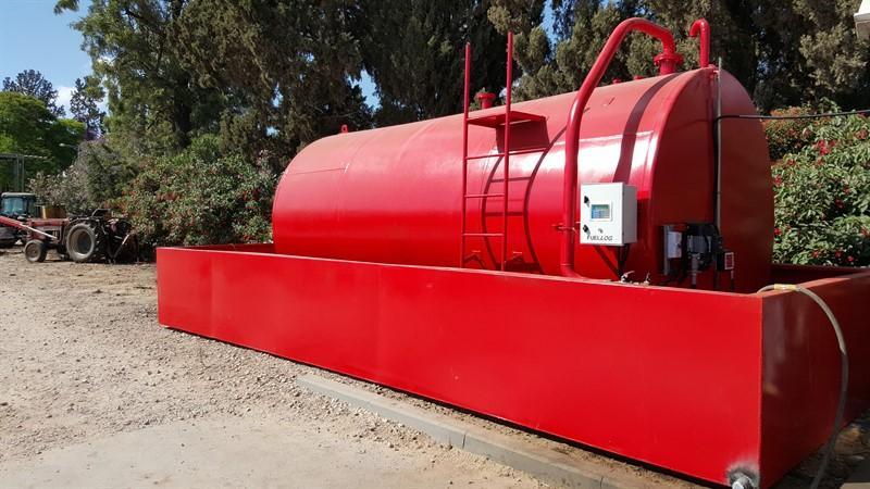 Internal Fuel Tanks